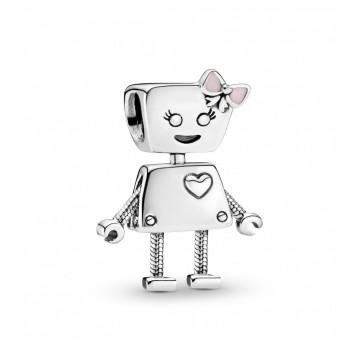 CHARMS PANDORA PLATA ROBOT...