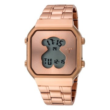 RELOJ TOUS D-BEAR SQ ARMY ROSE